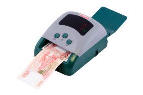 Детектор банкнот DoCash 430 USD/EUR/RUB