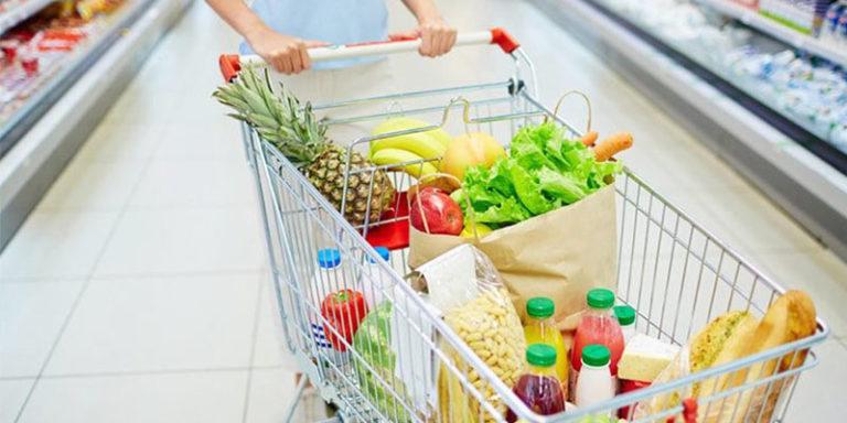 Сколько россияне тратят на продукты - Новости Рустехпром